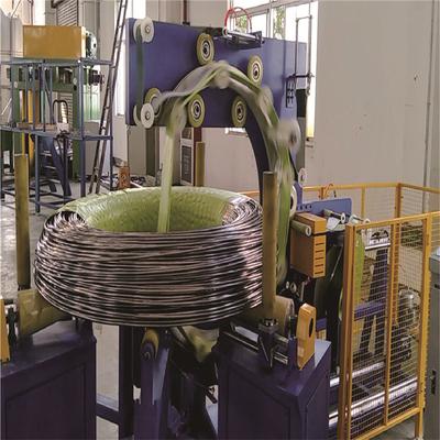臥式環體纏繞包裝機GW400