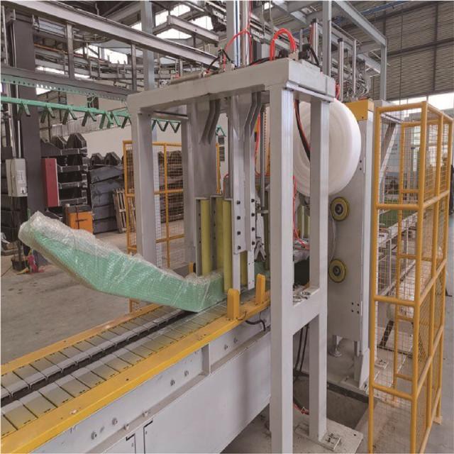 供應GG系列異形件水平纏繞包裝機