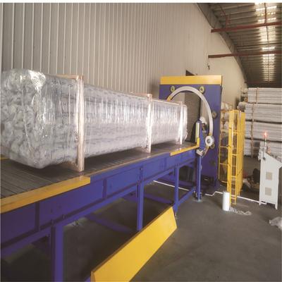 供應大型水平纏繞包裝機GG1600 板材纏繞包裝機GG1200