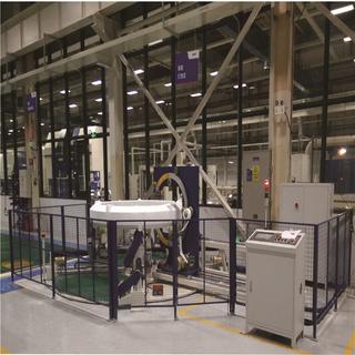 超大軸承臥式纏繞包裝機