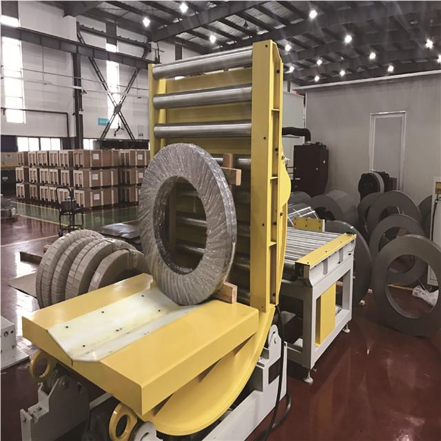 供應工業翻轉機FZ-01+輸送